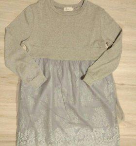 Платье для беременных, кормящих мам