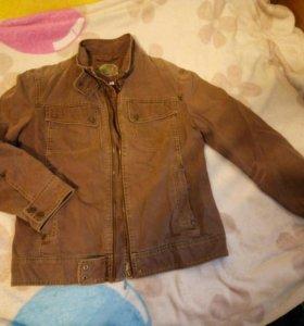 Джинсовая куртка Finn Flare 44-46р.