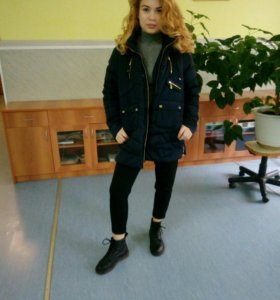 Куртка + ботинки