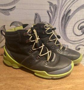 Кроссовки ботинки екко Ecco