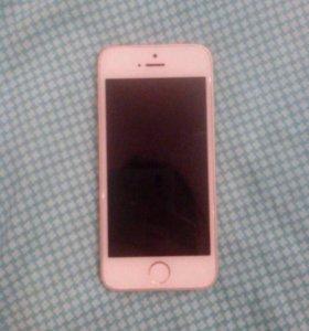 iPhone 5 с корпусом 5s