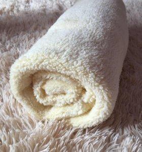 Одеяло плюшевое