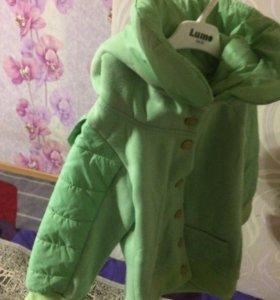 Новая куртка для девочки