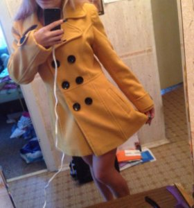 Пальто для девочек лет 15-17