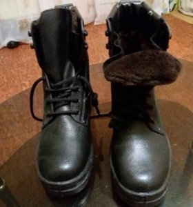 Ботинки ( берцы)