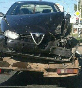 Alfa 156 по частям