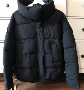 Куртка стеганая ZARA.