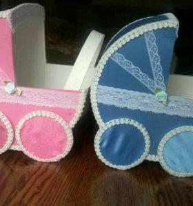 Свадебные коляски