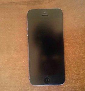 IPhone 5 на 32гб