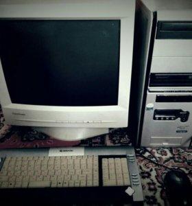Компьютер за даром