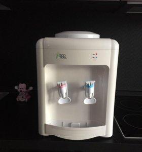 Кулер для воды с охлаждением и нагревом!