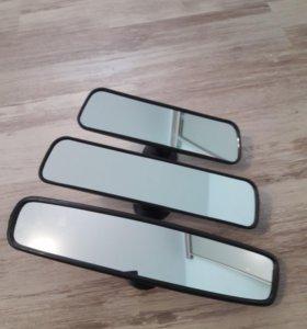 Зеркало внутрисалонное на присоске