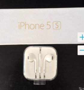 Наушники Apple EarPods с пультом управления и микр