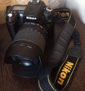 Фотоаппарат+объектив
