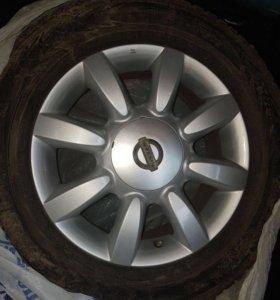 Колёса в сборе Nissan