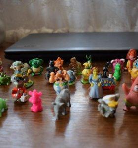 продам игрушки из киндера