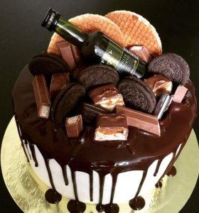 Торты и сладости