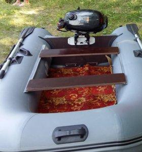 Подвесной лодочный мотор Suzuki
