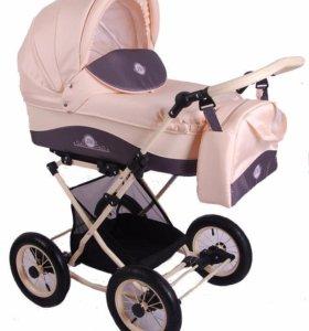Детская коляска 2 в 1 Lonex Julia Baronessa