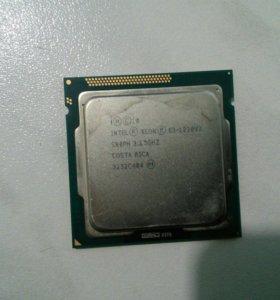 Intel Xeon E3-1226V2 LGA1155 8MB кеш