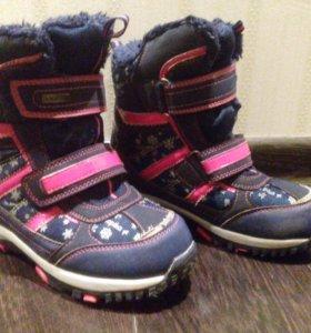 Ботинки (Kapika)для девочки