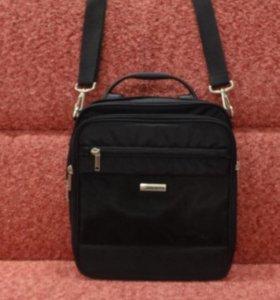 Новая мужская сумка через плечо недорого 👍