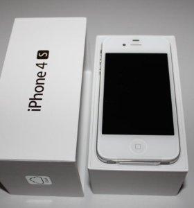 IPhone 4S 8Gb White