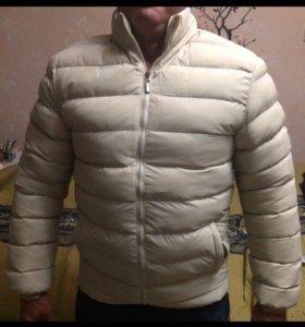 Мужская куртка дутая
