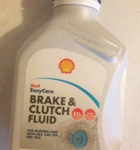 Тормозная жидкость Shell DOT-4
