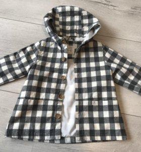 Куртка-плащ Zara р .98