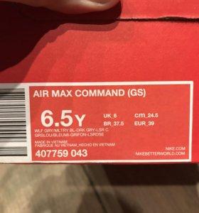 Кроссовки Nike airmax новые