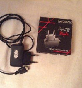 Сетевое зарядное устройство Sam D880