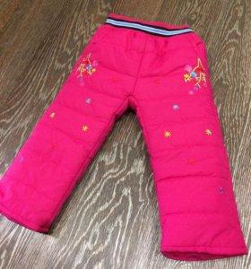 Новые штаны демисезонные