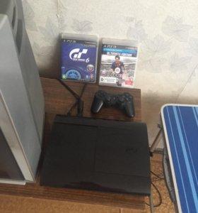 Sony PlayStation 3, super Slim 500 gb