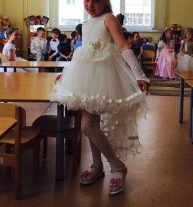 Платье на выпускной!!! Очень красивое р.110-122