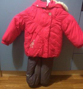 Зимний комплект Керри для девочки