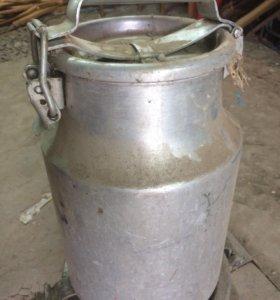Фляга для молока 10 литров