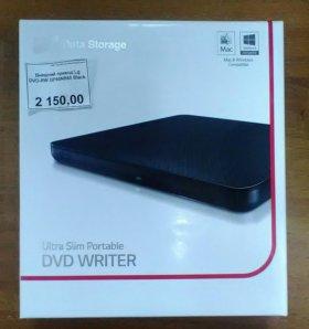 Внешний привод LG DVD-RW