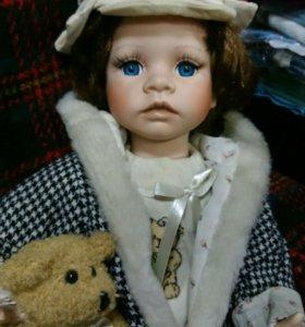 Кукла большая (мальчик)