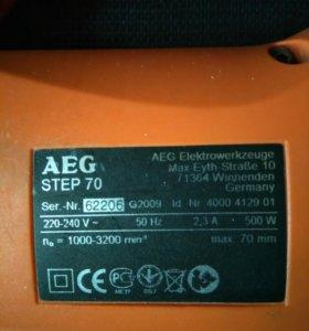 Электолобзик AEG