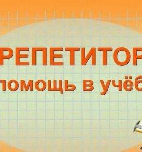 Репетитор Русского языка