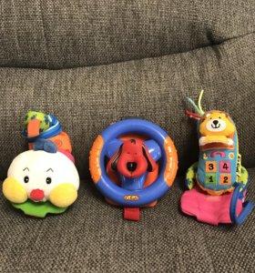Набор игрушек на коляску k's kids