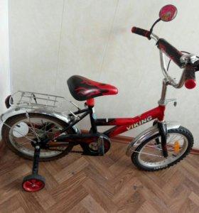 Детский велосипед на 5-7лет