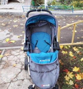 Продаю коляску! фирма Baby Care Seville за 2500