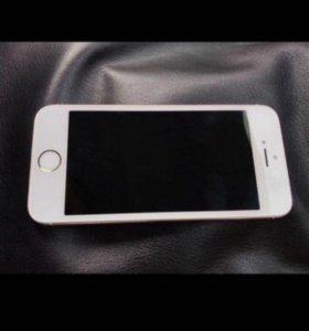 Айфона 5s на 32гб отпечаток работает