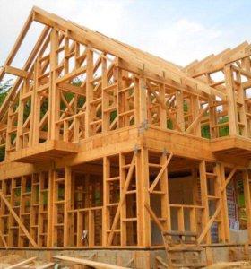 Строительство частных домов и бань