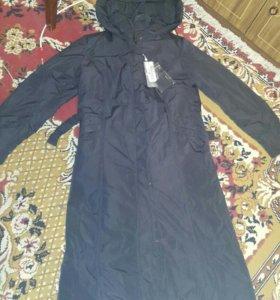 Рабочая женская куртка .новая.