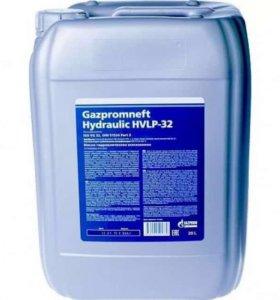 Масло гидравлическое Газпромнефть HVPL-32