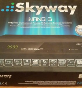 Спутниковый ресивер Skyway Nano 3