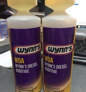 Присадка в дизтопливо Wynns WDA